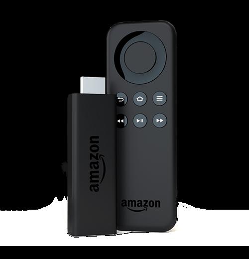 Streaming device, fireTV stick