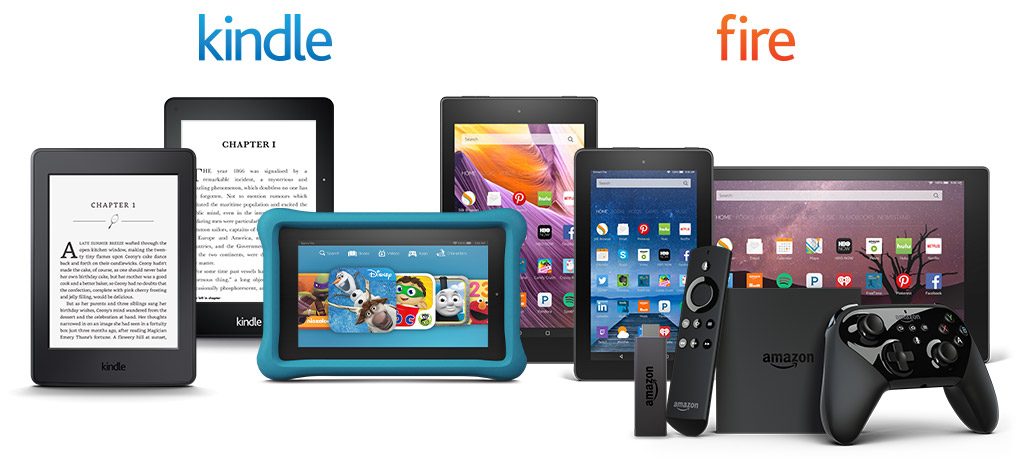 Kindle Fire, Amazon, tablets, e reader, streaming devices