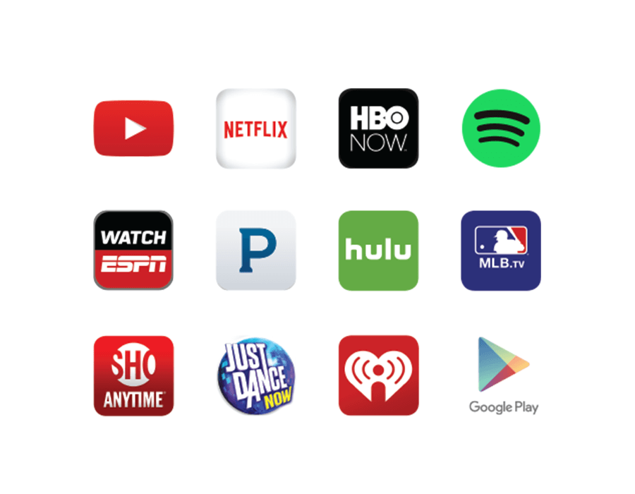 Streaming media services