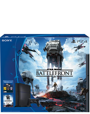 Star Wars Battlefront console