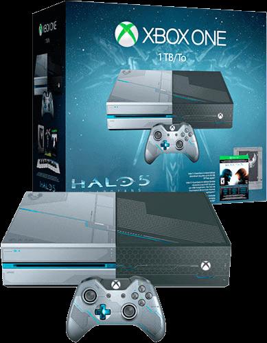 Halo 5: Guardians Console