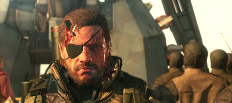 Metal Gear V: The Phantom Pain
