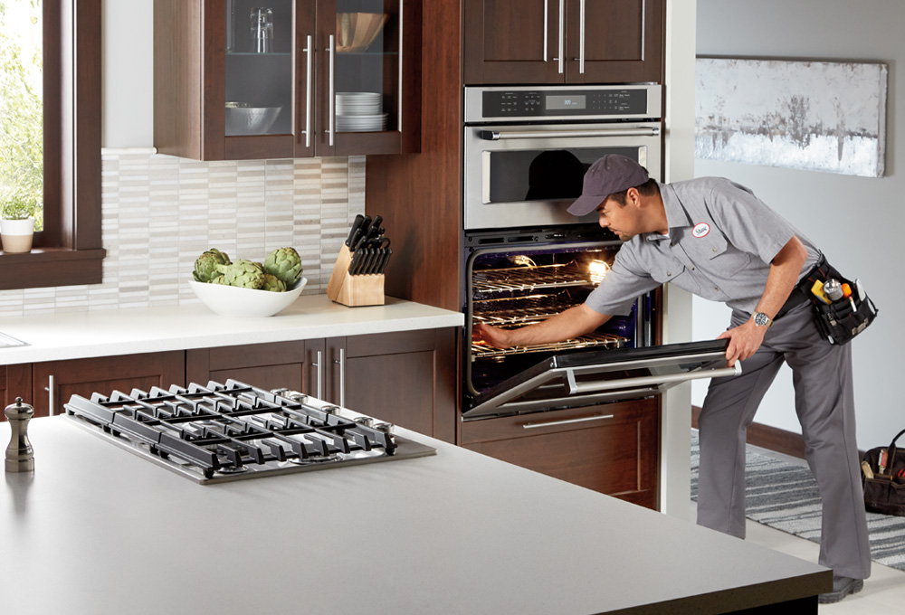 exceptional Kitchen Appliance Installation #3: Kitchen with appliances