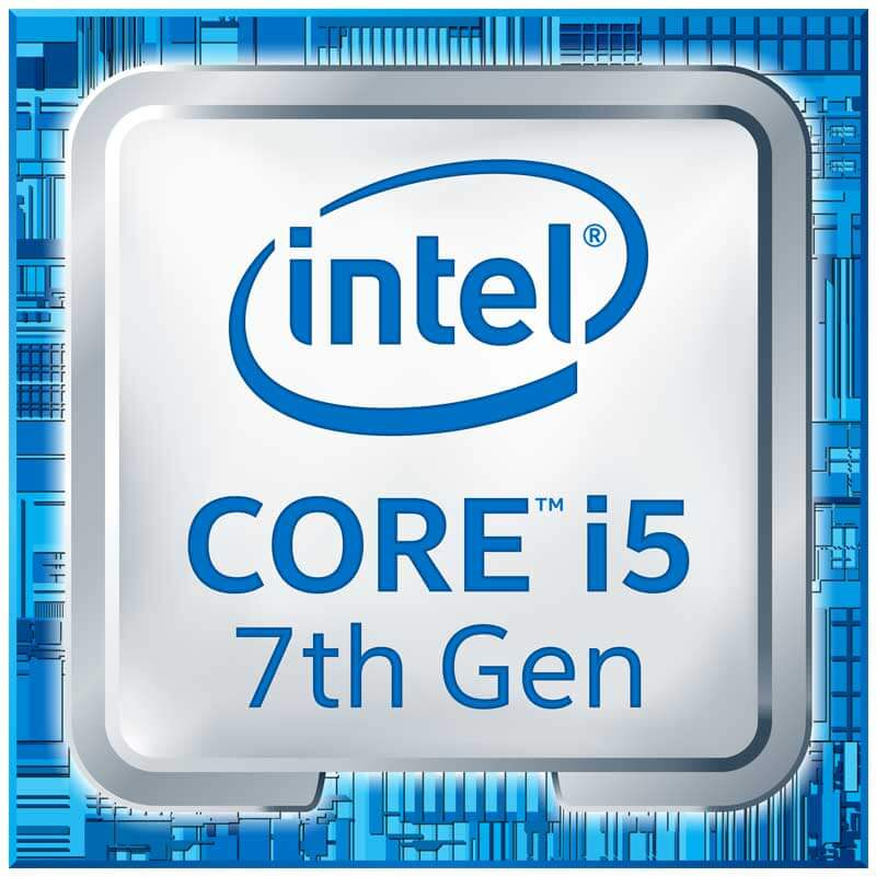 Intel Core i5 seventh generation