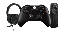 Headset, controller, remote