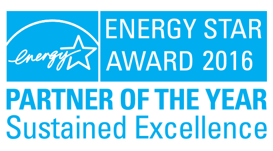 Energy Star Partner of the Year Award 2016