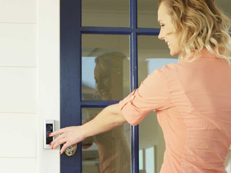 Ring, doorbell