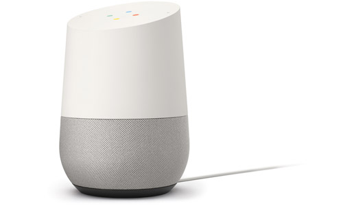 Voice-activated speaker