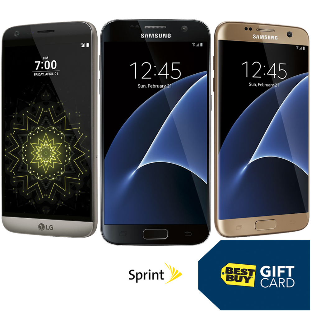 sprint smartphone gift card offer 200 best buy gift card