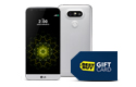 Cell phones, gift card, accessories