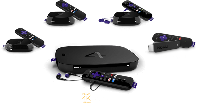 Streaming media players