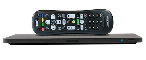 DVR with remote