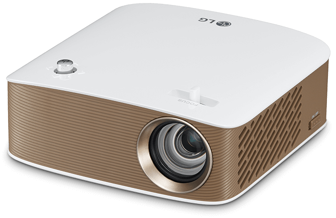 LG Battery-Enabled Projectors