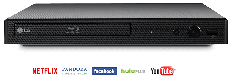Smart Blu-ray Player