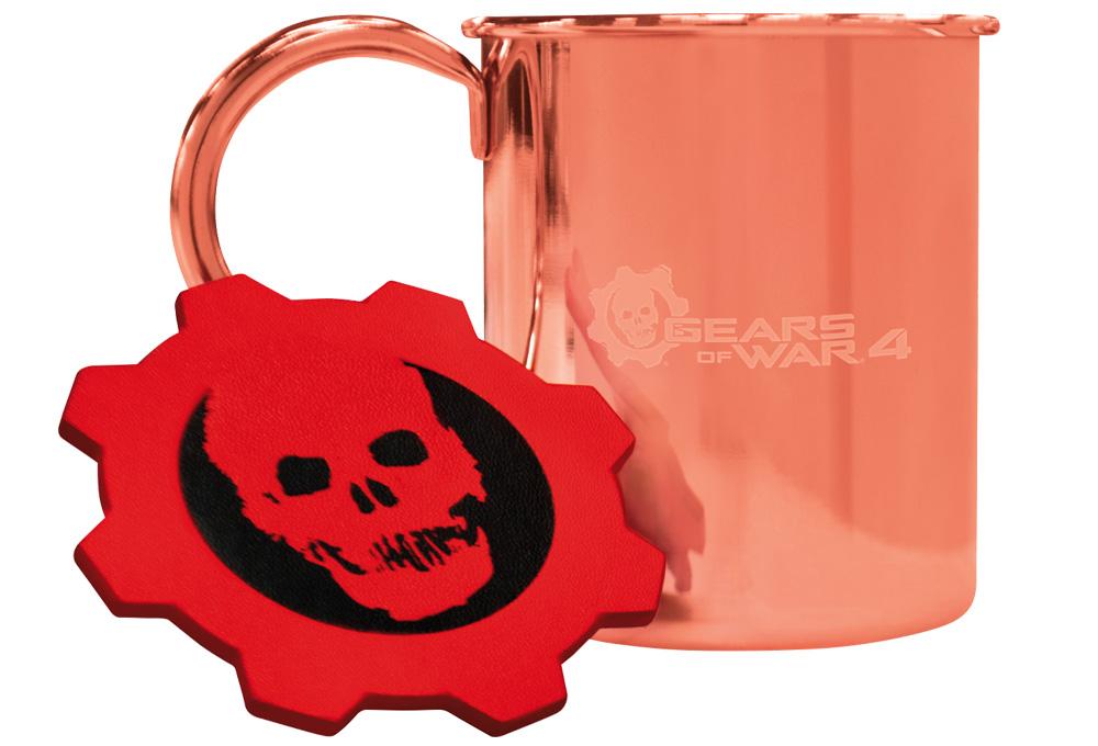 Game, mug, coaster, Gamers Club Unlocked