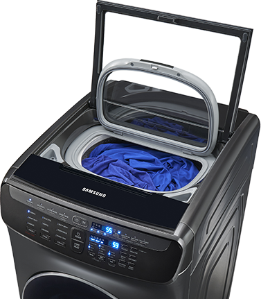Samsung washer wtih Activewash