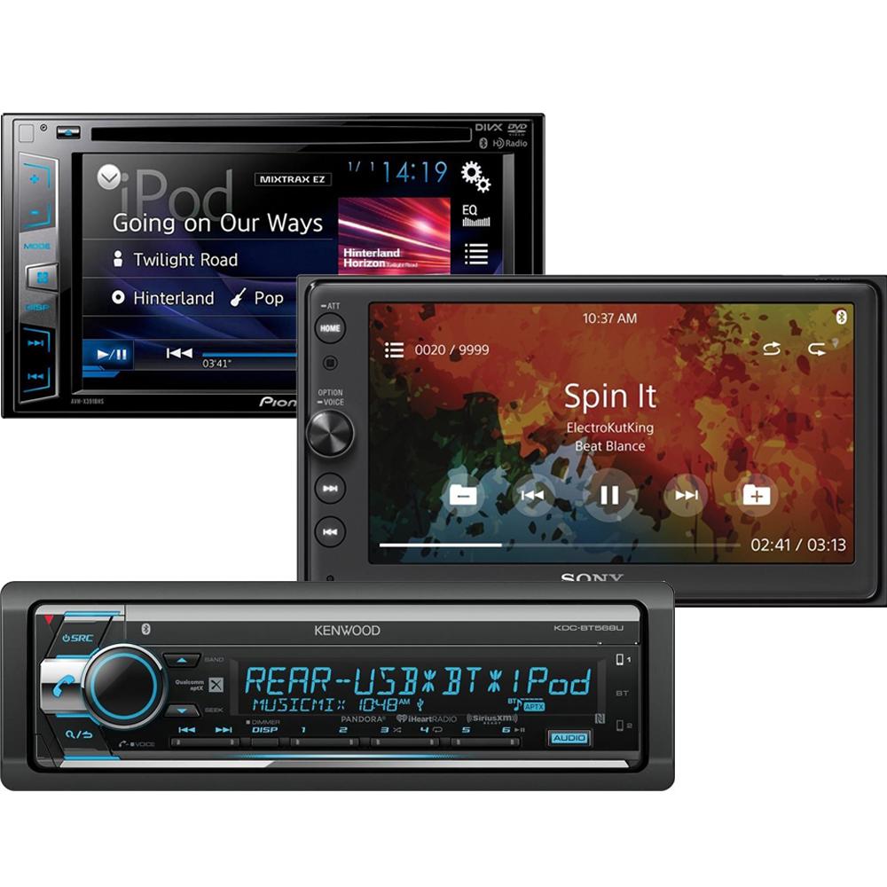 Car Audio Installation Offer