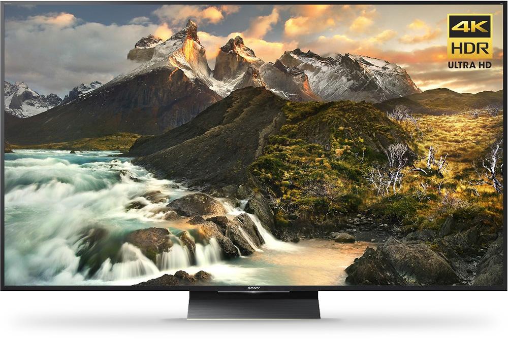 Sony Z-series TV