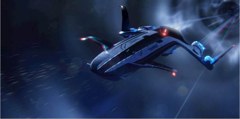 Tempest spaceship