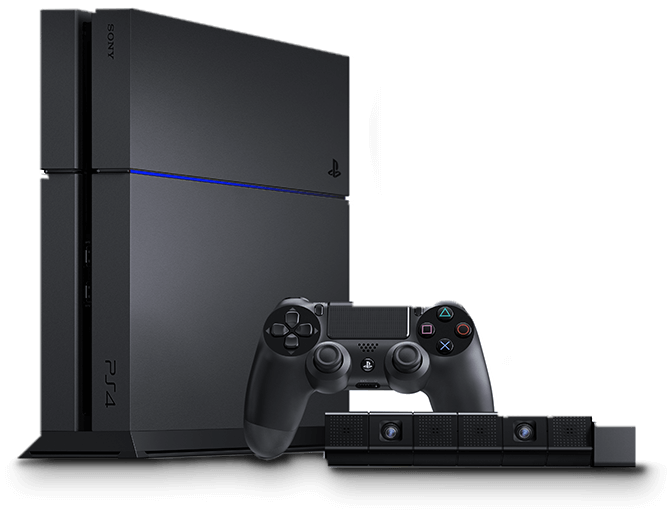 Play Station 4 console