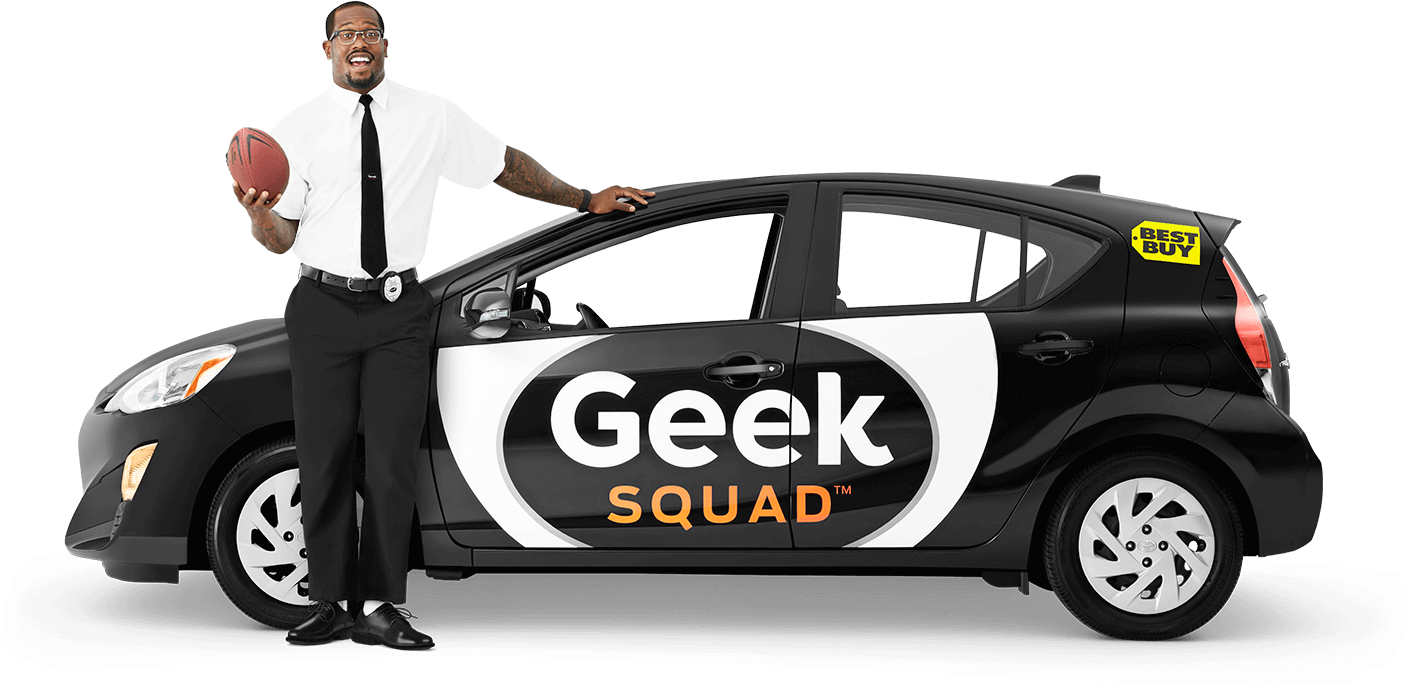In Your Home. At Your Service. — Geek Squad