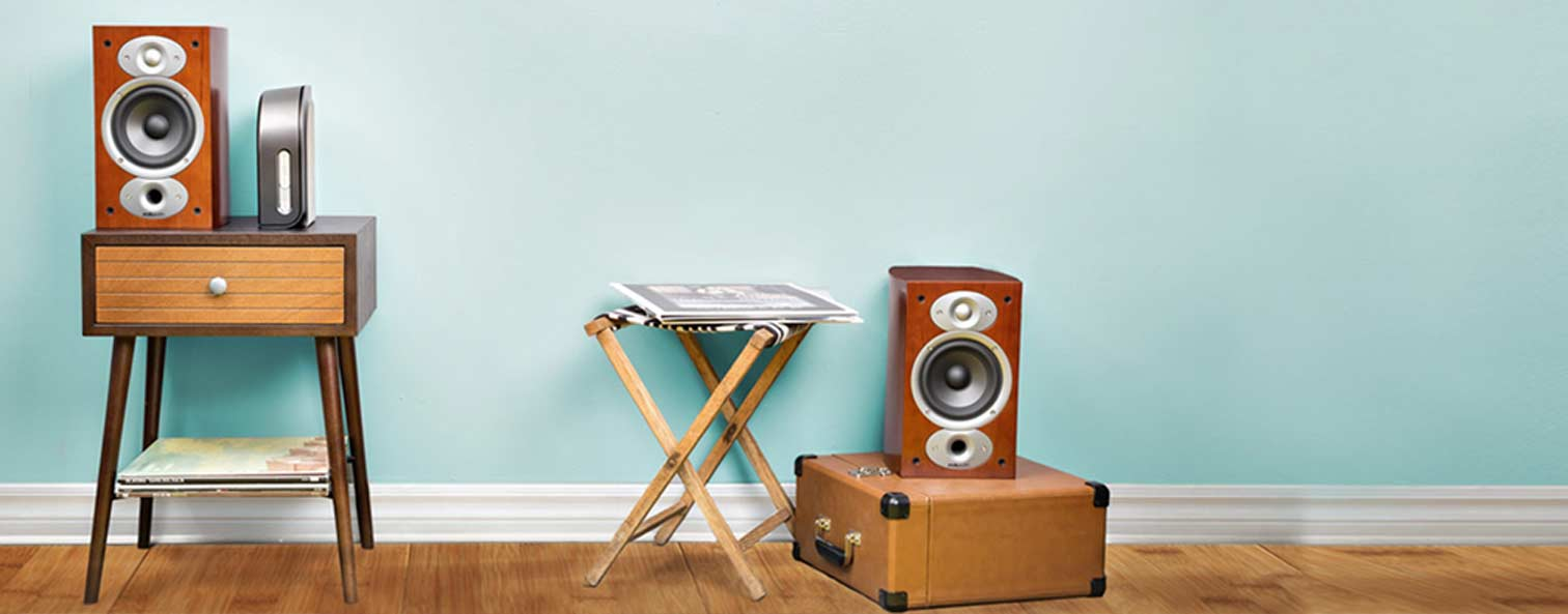 Wireless speakers, Definitive Technology