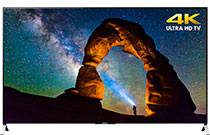 Sony 4K Ultra TVs