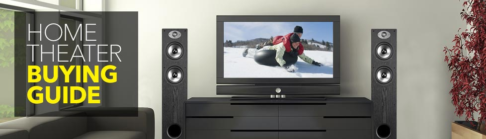 Home Theater Systems Buying Guide - Best Buy