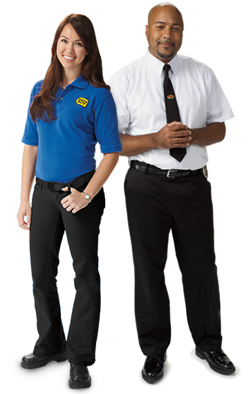 Best Buy Store associate and Geek Squad Agent