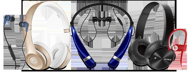 Headphone Types