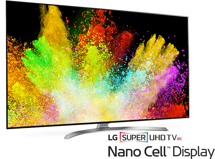 LG 4K Ultra HD TVs