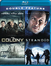 Sci-Fi Classics Double Feature (Blu-ray Disc) (2 Disc) ID00118IMBD