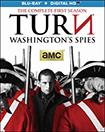 Turn: Washington'S Spies (Blu-ray Disc) (3 Disc) (Ultraviolet Digital Copy) ZBD62307