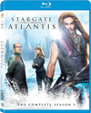 Stargate Atlantis: Season 5 (Best Buy Exclusive) (Blu-ray Disc) (Only @ Best Buy) M128356
