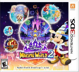 Disney Magical World 2 Digital – Nintendo 3DS [Digital Download]