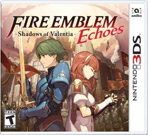 Fire Emblem Echoes Shadows of Valentia Digital – 3DS [Digital Download]
