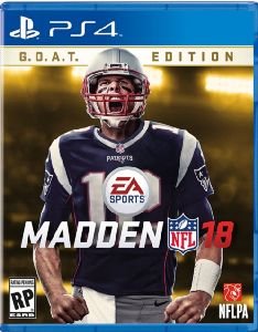 Madden NFL 18 Digital GOAT Edition – PlayStation 4 [Digital Download]