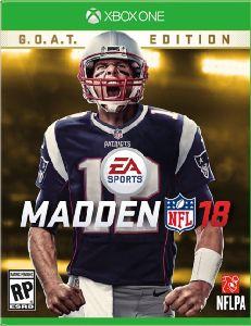 Madden NFL 18 Digital GOAT Edition – Xbox One [Digital Download]
