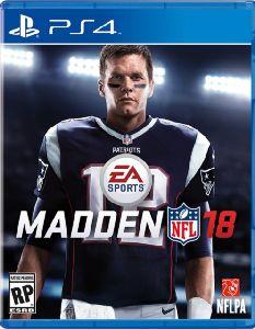 Madden NFL 18 Digital Standard – PlayStation 4 [Digital Download]