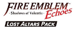 Fire Emblem Echoes Shadows of Valentia – Lost Altars Pack – Nintendo 3DS [Digital Download Add-On]