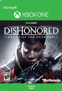 Dishonored Death of the Outsider Digital – Xbox One [Digital Download]