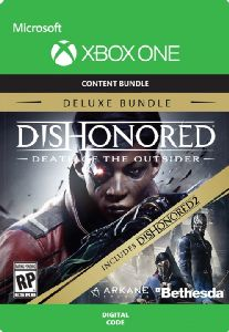 Dishonored Death of the Outsider Digital Deluxe – Xbox One [Digital Download]