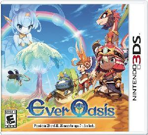 Ever Oasis Digital – Nintendo 3DS [Digital Download]
