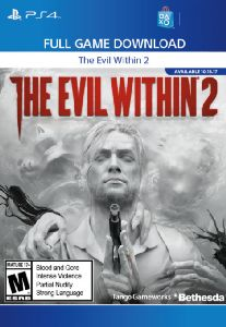 The Evil Within 2 Digital – PlayStation 4 [Digital Download]