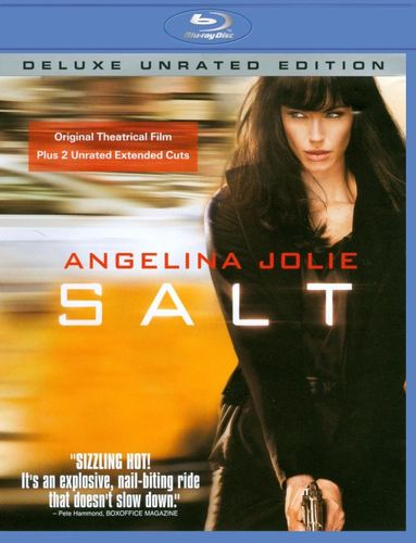 Salt [Unrated] [Blu-ray] [Deluxe Edition] [2010] 341632