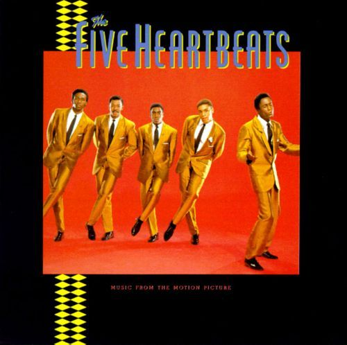 The Five Heartbeats [CD] 417846