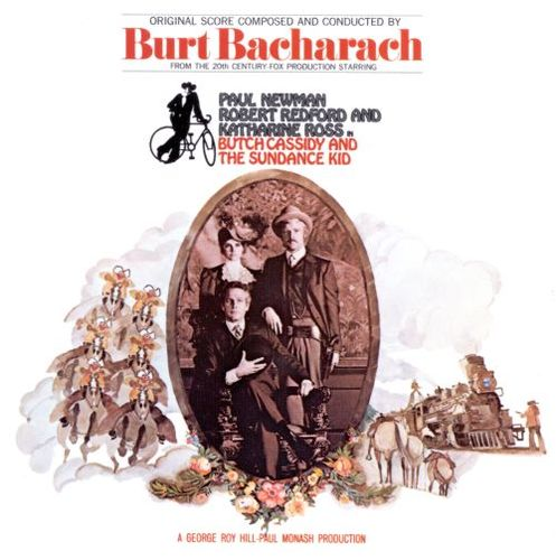 Butch Cassidy and the Sundance Kid [Original Score] [CD] 498321