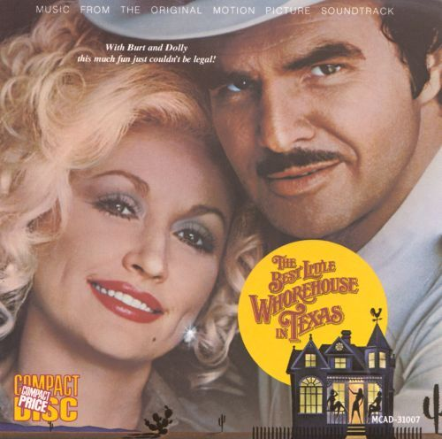 The Best Little Whorehouse in Texas [Original Soundtrack] [CD] 836251