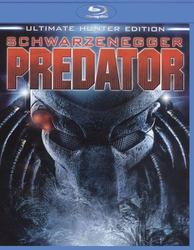 Predator [Ultimate Hunter Edition] [2 Discs] [With Movie Money] [Blu-ray] [1987] 1001255
