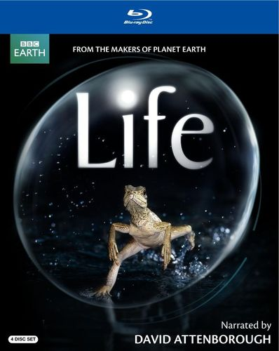 Life (Narrated By David Attenborough) [4 Discs] [Blu-ray] 1004613